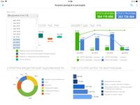 Анализ расходов и доходов компании на базе системы построения информационных панелей Форсайт. Аналитическая платформа