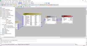 Модель обработки, транформации и очистки данных в программе Informatica PowerCenter Designer