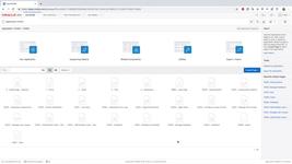 Управление списком веб-страниц (компонентов) в low-code платформе Oracle APEX