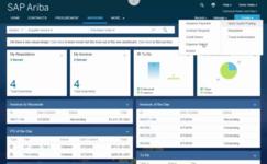 Запрос на пополнение запасов в системе SAP Ariba Buying and Invoicing