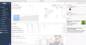 Сводная информация о персонале компании в HRM-системе СБИС Управление персоналом