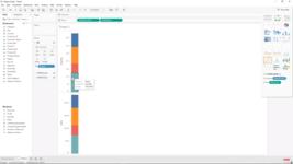 Разработка диаграмм в бесплатном программном обеспечении для бизнес-аналитики Табло Паблик