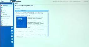 Просмотр общей информации в логистическом сервисе Transporeon